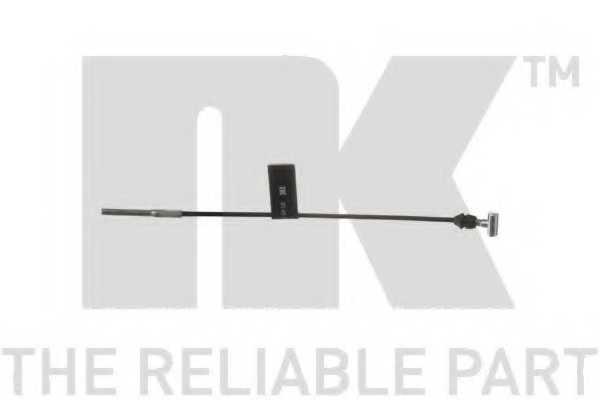 Трос стояночной тормозной системы NK 9045183 - изображение
