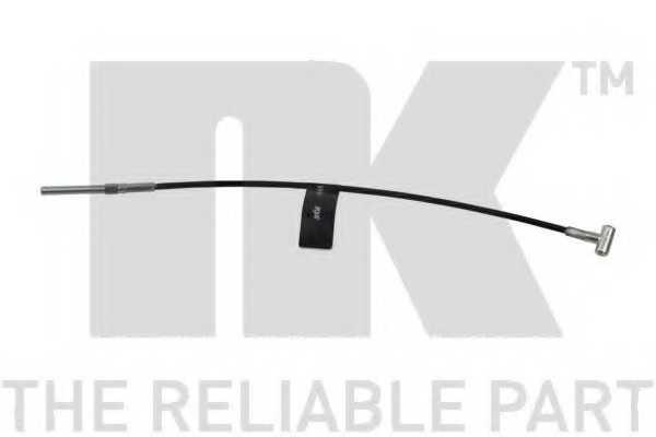 Трос стояночной тормозной системы NK 9045186 - изображение