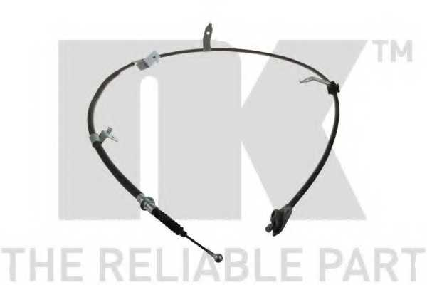 Трос стояночной тормозной системы NK 9045196 - изображение