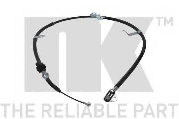 Трос стояночной тормозной системы NK 9045199 - изображение