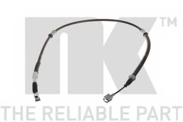 Трос стояночной тормозной системы NK 9045207 - изображение