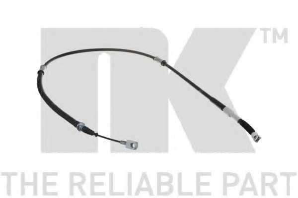 Трос стояночной тормозной системы NK 9045208 - изображение