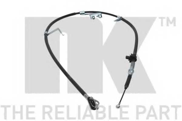 Трос стояночной тормозной системы NK 9045211 - изображение