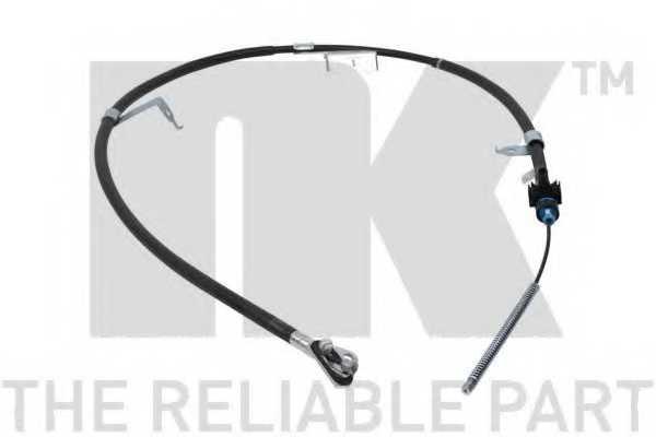 Трос стояночной тормозной системы NK 9045213 - изображение
