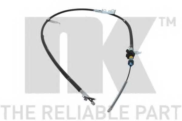 Трос стояночной тормозной системы NK 9045214 - изображение