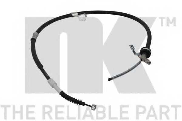 Трос стояночной тормозной системы NK 9045219 - изображение