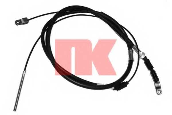Трос стояночной тормозной системы NK 904588 - изображение