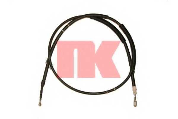 Трос стояночной тормозной системы NK 9047101 - изображение