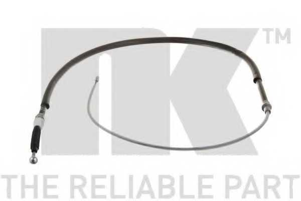 Трос стояночной тормозной системы NK 9047112 - изображение