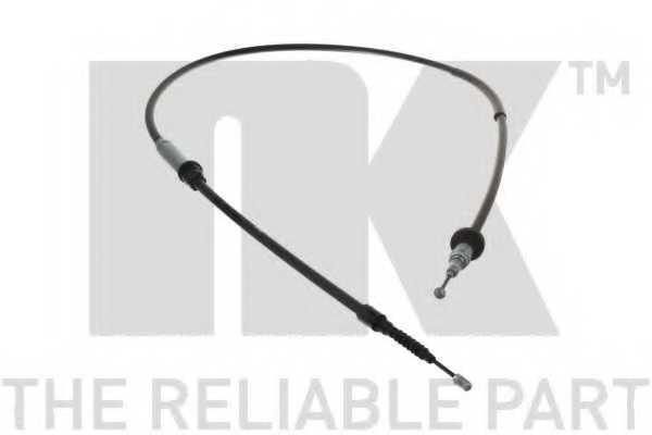 Трос стояночной тормозной системы NK 9047122 - изображение