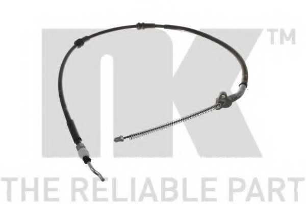 Трос стояночной тормозной системы NK 9047128 - изображение