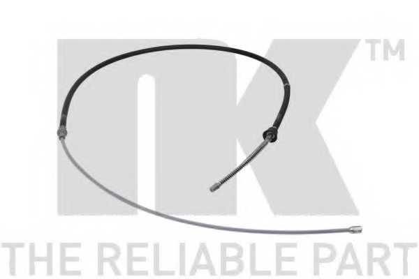 Трос стояночной тормозной системы NK 9047141 - изображение