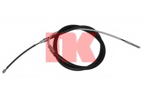 Трос стояночной тормозной системы NK 904754 - изображение