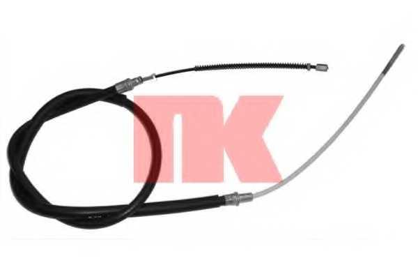 Трос стояночной тормозной системы NK 904759 - изображение