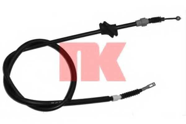 Трос стояночной тормозной системы NK 904769 - изображение