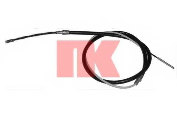 Трос стояночной тормозной системы NK 904779 - изображение