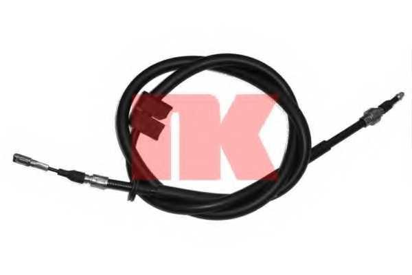 Трос стояночной тормозной системы NK 904795 - изображение