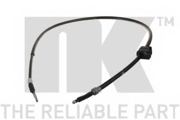 Трос стояночной тормозной системы NK 904796 - изображение