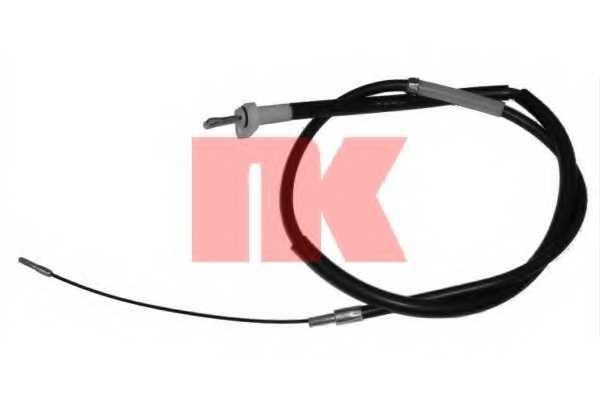 Трос стояночной тормозной системы NK 904813 - изображение