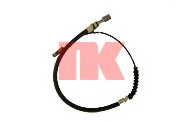 Трос стояночной тормозной системы NK 904830 - изображение