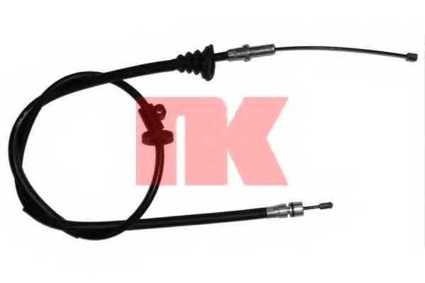 Трос стояночной тормозной системы NK 904832 - изображение