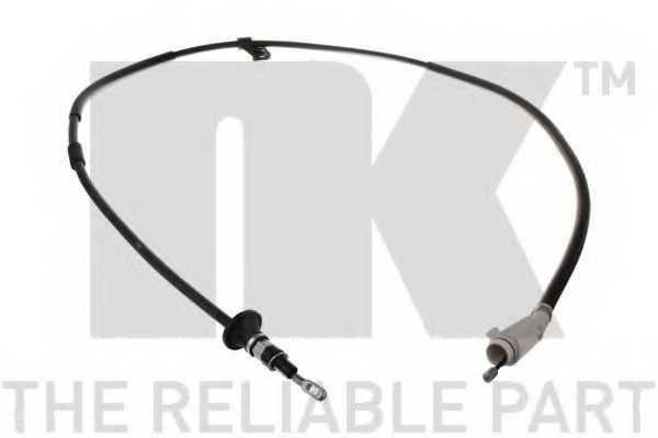 Трос стояночной тормозной системы NK 904840 - изображение