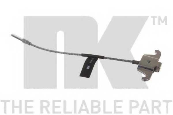 Трос стояночной тормозной системы NK 904847 - изображение