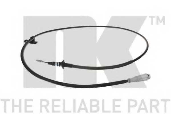 Трос стояночной тормозной системы NK 904849 - изображение