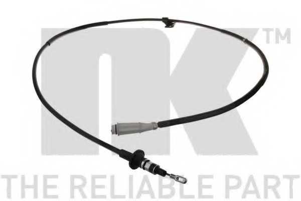 Трос стояночной тормозной системы NK 904850 - изображение