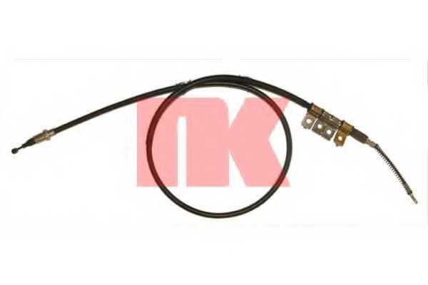 Трос стояночной тормозной системы NK 905002 - изображение