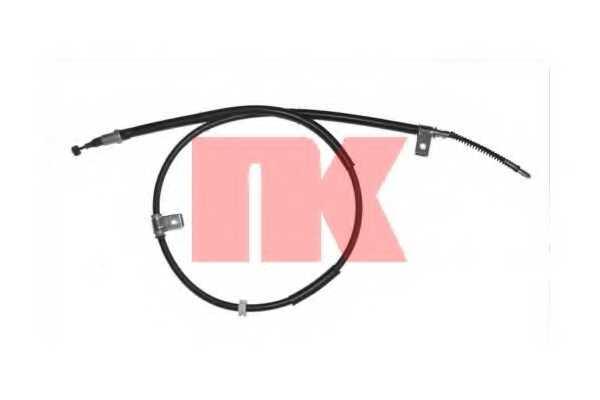 Трос стояночной тормозной системы NK 905003 - изображение