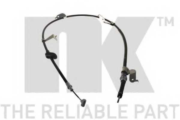 Трос стояночной тормозной системы NK 905234 - изображение