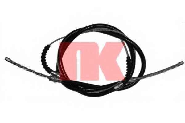 Трос стояночной тормозной системы NK 909910 - изображение