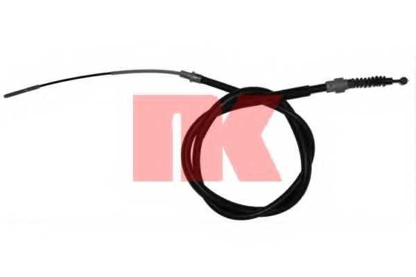Трос стояночной тормозной системы NK 909912 - изображение