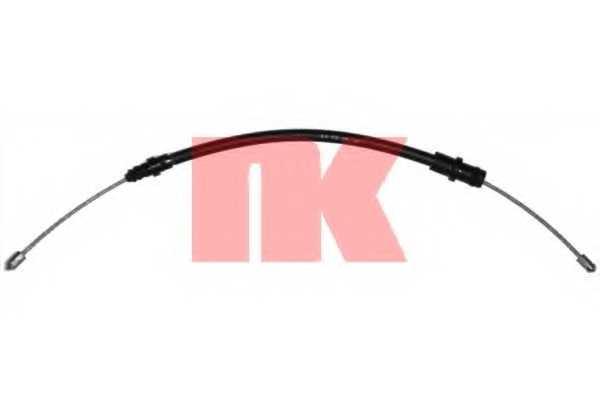 Трос стояночной тормозной системы NK 909919 - изображение