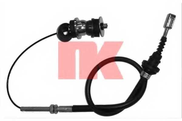 Трос управления сцеплением NK 921940 - изображение