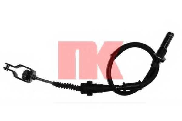 Трос управления сцеплением NK 922206 - изображение