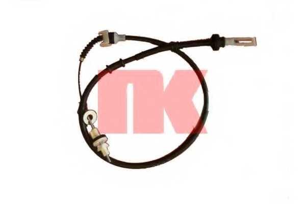 Трос управления сцеплением NK 922378 - изображение