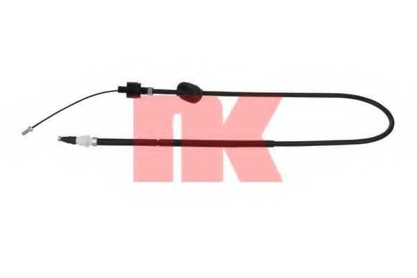 Трос управления сцеплением NK 922531 - изображение