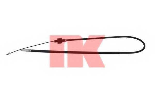 Трос управления сцеплением NK 922541 - изображение