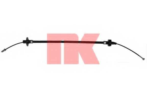 Трос управления сцеплением NK 922546 - изображение