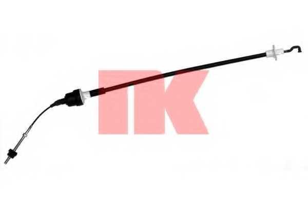 Трос управления сцеплением NK 923620 - изображение