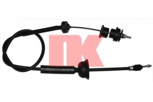 Трос управления сцеплением NK 923720 - изображение