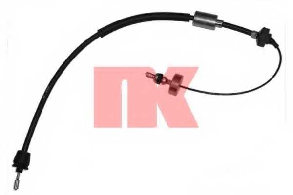Трос управления сцеплением NK 923927 - изображение