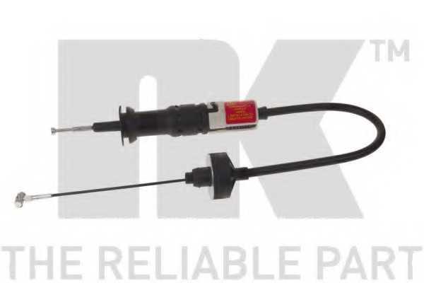 Трос управления сцеплением NK 924747 - изображение