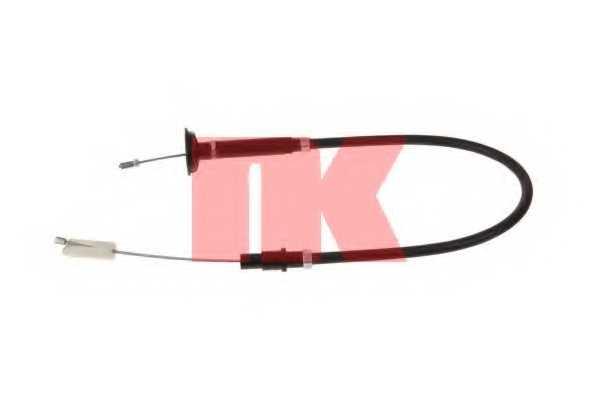 Трос управления сцеплением NK 924748 - изображение