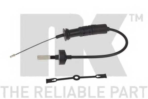 Трос управления сцеплением NK 929909 - изображение