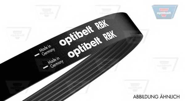 Поликлиновой ремень OPTIBELT 6 PK 1245 - изображение