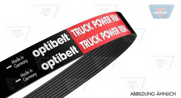 Поликлиновой ремень OPTIBELT 8 PK 1433 / 8 PK 1435 TM - изображение