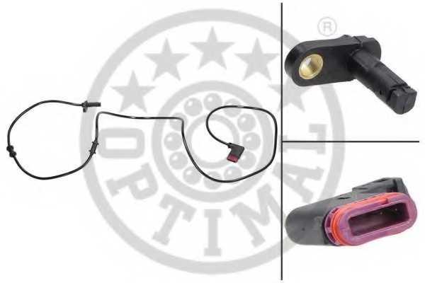 Датчик частоты вращения колеса OPTIMAL 06-S107 - изображение